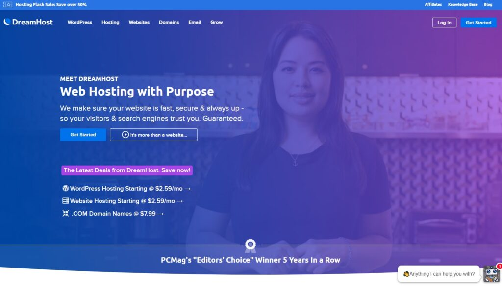 dreamhost-homepage