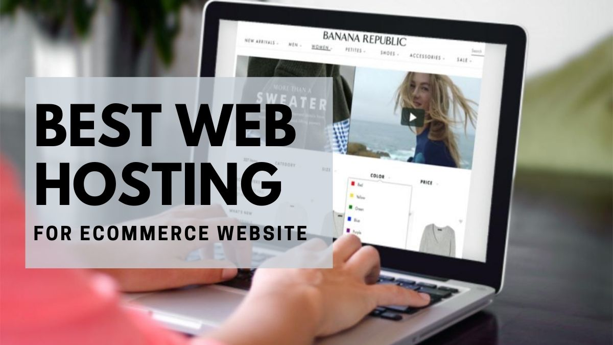 best web hosting for eCommerce