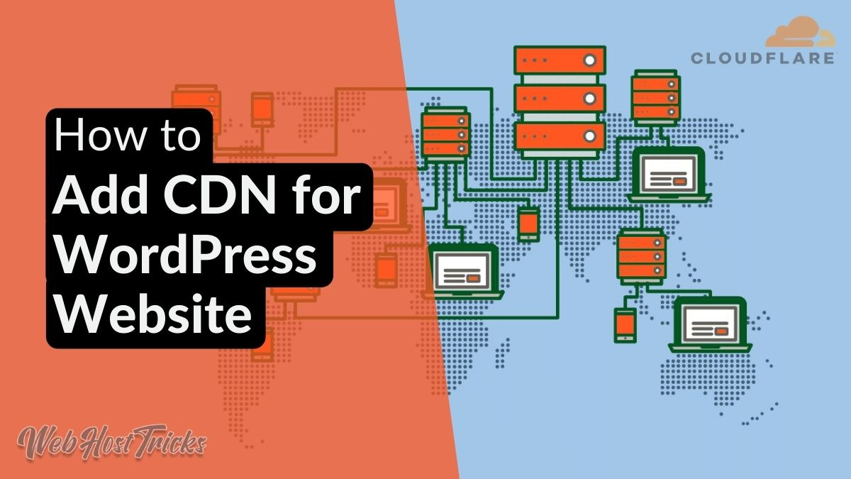 Add CDN for WordPress